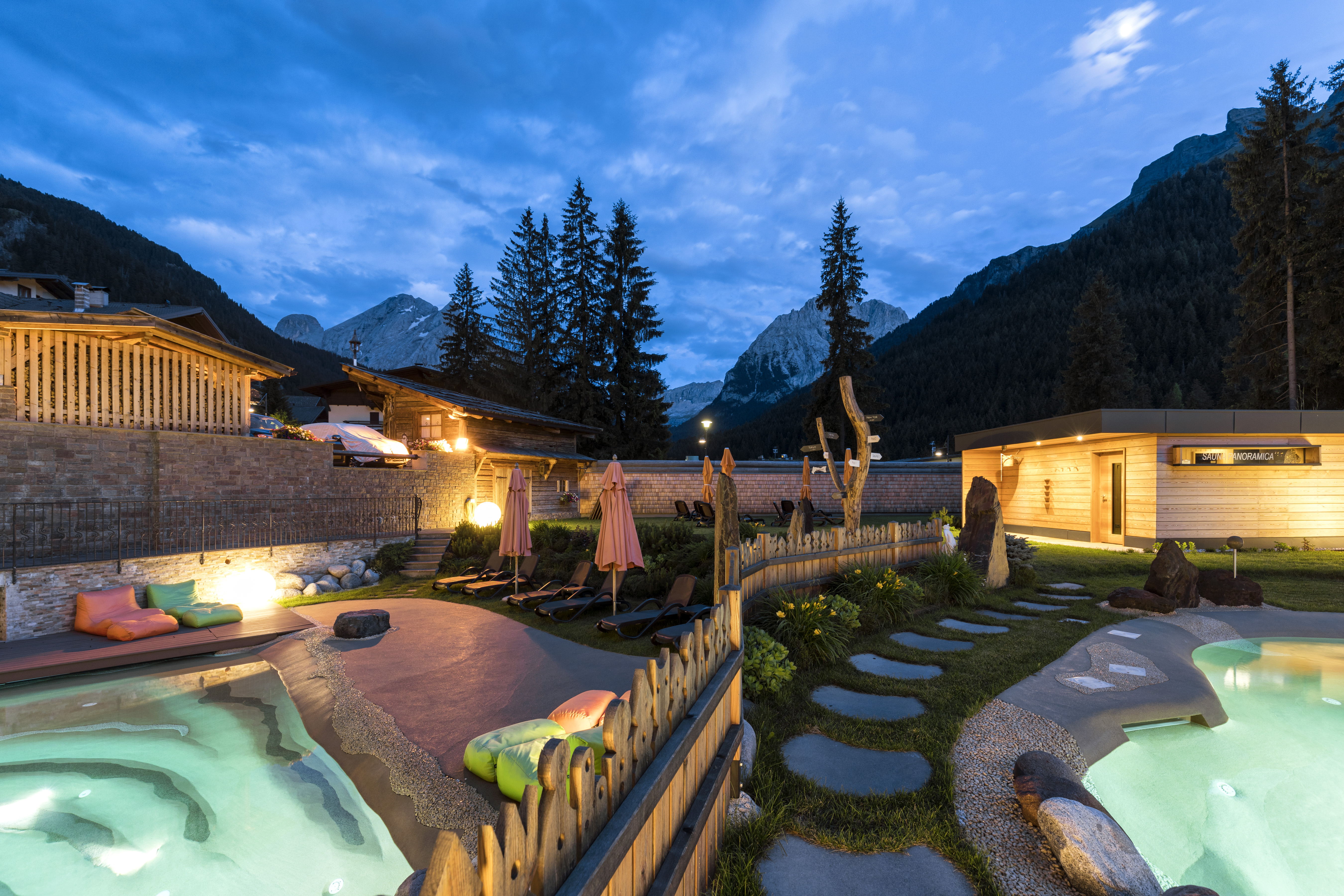 Romantic weekend in the heart of the Dolomites - September 2019